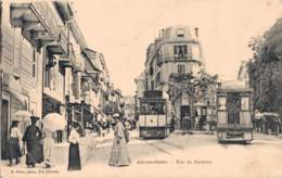 73 AIX LES BAINS RUE DE GENEVE CARTE PRECURSEUR PAS CIRCULEE - Aix Les Bains
