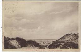 62  Merlimont-plage  Vue Sur Les Dunes - Sonstige Gemeinden