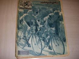 MIROIR Des SPORTS 580 18.07.1956 TdF Etape 11-12 HUOT BAUVIN ADRIAENSSENS GAUL - Sport