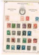 Argentine. Ancienne Collection Old Collection Altsammlung Oude Verzameling - Sammlungen (ohne Album)