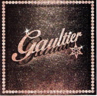 "RARE Carte HOLIDAY SEASON 5 X 5 Jean-Paul GAULTIER ""CLASSIQUE "" & ""LE MALE"" - Perfume Card USA - Duftkarten"