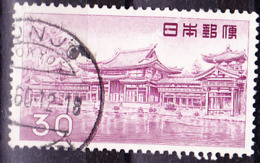 Japan - Phönixhalle Des Byodo-in (Tempel, 11. Jh.), Uji (MiNr: 699) 1959 - Gest Used Obl - 1926-89 Emperor Hirohito (Showa Era)
