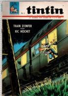 Tintin N°958 Ric Hochet - Dan Cooper - Le Cyclomoteur P.50 Honda - Artemise, Adamoet Nous - Art Et Philatélie 1967 - Tintin