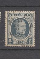 COB 193 Oblitération Centrale HALLE A - 1922-1927 Houyoux