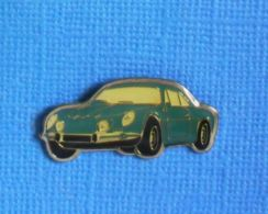 1 PIN'S //   ** ALPINE RENAULT A110 BERLINETTE ** . (CEC  ID) - Renault