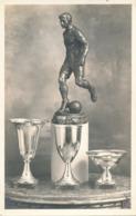 57) HAGONDANGE - Carte-Photo Du Trophée Football - Coupes : Challenge Robert CHAULI - 1935 - Hagondange