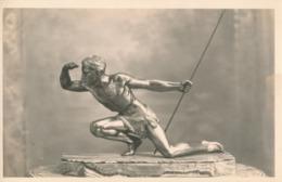 57) HAGONDANGE - Carte-Photo Du Trophée : Challenge Jules Meligner - 1937 - Hagondange