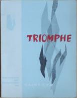 Bir-Hakeim. 148e Promotion De Saint-Cyr. Triomphe Du 21 Juillet 1963. Revue Et Programme. - Riviste & Giornali