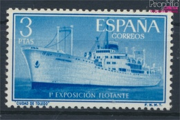 Spanien 1088 (kompl.Ausg.) Postfrisch 1956 Ciudad De Toledo (9360086 - 1931-Heute: 2. Rep. - ... Juan Carlos I