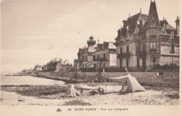 SAINT-AUBIN. - Vue Sur Langrune - Saint Aubin
