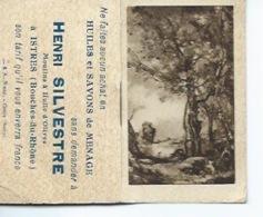 """CALENDRIER 1928 - """"HENRI SYLVESTRE"""" - ISTRES - Ohne Zuordnung"""