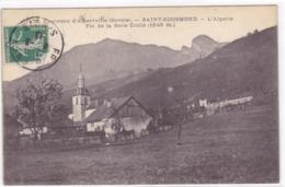 Savoie - Environs D'Albertville - Saint-Sigismond - L'Alpette - Pic De La Balle Etoile (1846 M.) - Francia