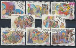 Vatikanstadt 926-933 (kompl.Ausgabe) Gestempelt 1987 Papstreisen (9361596 - Vaticano (Ciudad Del)