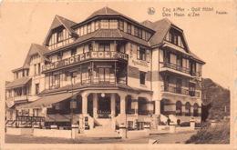 België West-Vlaanderen De Haan  Golf Hotel Restaurant    M 594 - De Haan