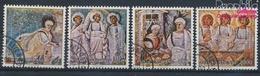 Vatikanstadt 1002-1005 (kompl.Ausgabe) Gestempelt 1990 40 Jahre Caritas (9361612 - Vaticano (Ciudad Del)