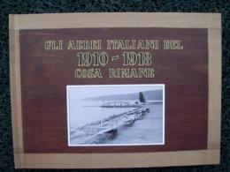 GLI AEREI ITALIANI DEL 1910-1918 COSA RIMANE - Motori