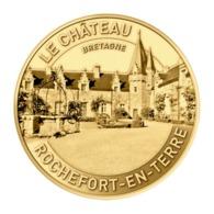 Monnaie De Paris , 2019 , Questembert , Rochefort En Terre , Le Château - Monnaie De Paris