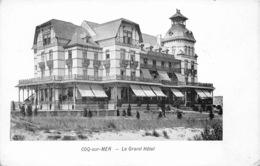 België West-Vlaanderen De Haan  Le Grand-Hotel      M 602 - De Haan