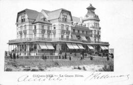 België West-Vlaanderen De Haan  Le Grand-Hotel      M 604 - De Haan
