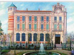 B59989 CPM Draguignan, La Poste Huile Surtoile De J.M Lagarde - Postcards