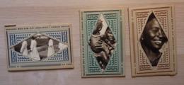 Congo - Lot De 3 Carnets - Total 30 Cartes Postales - Belgisch-Congo - Varia