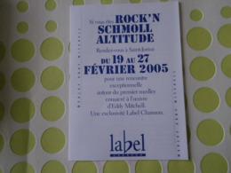 EDDY MITCHELL NEWS DU 07-11-19...REGARDEZ L'IMAGE... - Objets Dérivés