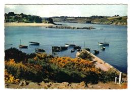 29 Petit Port De Pêche Au Pays Des Ajoncs Port Manech Vers Névez N°4540 En 1961 - Névez