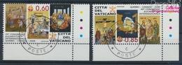 Vatikanstadt 1614-1615 (kompl.Ausg.) Gestempelt 2008 Eucharistischer Weltkongreß (9361789 - Vatican