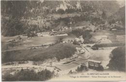 74 SAINT GERVAIS LES BAINS Village De Bionnay Usine Electrique Sur Le Bonnat - Rare - Saint-Gervais-les-Bains