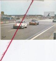 CIRCUIT DES 24 HEURES DU MANS -   PORCHE TURBO RSR Au Virage Ford - Le Mans