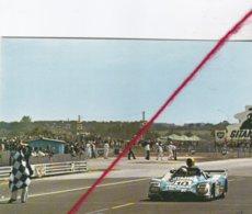 CIRCUIT DES 24 HEURES DU MANS -   RENAULT MIRAGE GR.6 - Le Mans