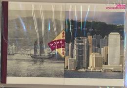 Hongkong MH Mit Block 49-51 (kompl.Ausg.) Postfrisch 1997 HONG KONG '97 (9350518 - Nuevos