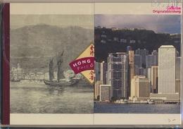 Hongkong MH Mit Block 49-51 (kompl.Ausg.) Postfrisch 1997 HONG KONG '97 (9350519 - Nuevos