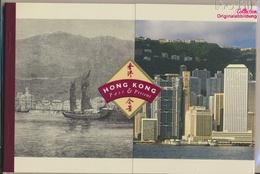 Hongkong MH Mit Block 49-51 (kompl.Ausg.) Postfrisch 1997 HONG KONG '97 (9350520 - Nuevos