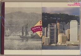 Hongkong MH Mit Block 49-51 (kompl.Ausg.) Postfrisch 1997 HONG KONG '97 (9350521 - Nuevos