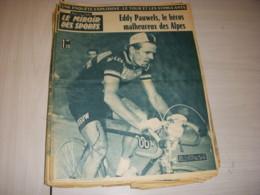 MIROIR Des SPORTS 919 12.07.1962 TdF Etape 16-18 Le TOUR Et Les STIMULANTS - Sport