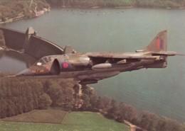 CPA - Hawker Siddeley Harrier GR-1 - 1946-....: Modern Era