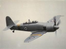 CPA - Hawker Sea Fury - 1946-....: Modern Era
