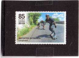 2019 Cuba - Sport Estremi - Skateboard