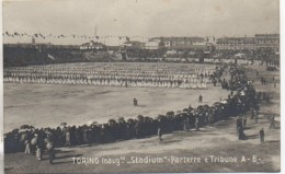 "Italie  TORINO Inaug. ""Stadium"" Parterre E Tribune A-B - Stadiums & Sporting Infrastructures"