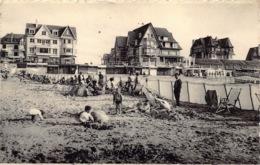 België West-Vlaanderen De Haan  Strand En Zeedijk Dijk      M 636 - De Haan