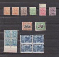 Petit Lot Entre 135** Et 148** Tous Les Timbres ** - 1915-1920 Albert I