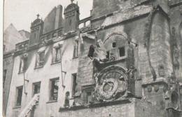 PRAGUE. - Destruction 1945 - Czech Republic