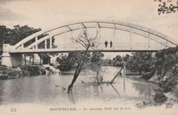 *** 34   *** MONTPELLIER Le Nouveau Pont Sur La LEZ - Neuve Excellent état - Montpellier