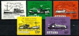 Guyana Nº 821/25 En Nuevo - Guyana (1966-...)