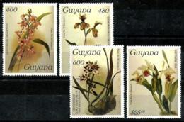 Guyana Nº 1639/42 En Nuevo - Guyana (1966-...)