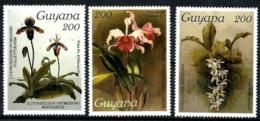 Guyana Nº 1690/92 En Nuevo - Guyana (1966-...)
