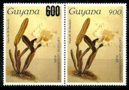 Guyana Nº 1693/94 En Nuevo - Guyana (1966-...)
