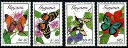 Guyana Nº 2148/51 En Nuevo - Guyana (1966-...)