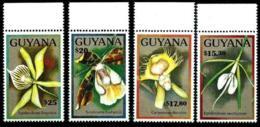 Guyana Nº 2341/44 En Nuevo - Guyana (1966-...)
